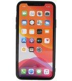 Bestcases Luipaard Leer Back Cover Telefoonhoesje iPhone 11 Pro Max_