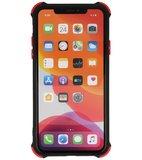 Bestcases Schokbestendig Hardcase Backcover iPhone 11 Pro Max - Zwart_