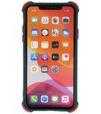 Bestcases Schokbestendig Hardcase Backcover iPhone 11 Pro Max - Donker Groen_