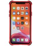 Bestcases Schokbestendig Hardcase Backcover iPhone 11 Pro Max - Rood_
