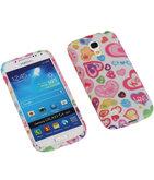Kiss TPU back case cover voor Hoesje voor Samsung Galaxy S4 Mini I9190