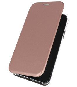 Slim Folio Case Samsung Galaxy A20s Roze