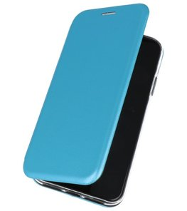 Slim Folio Case Samsung Galaxy A70s Blauw