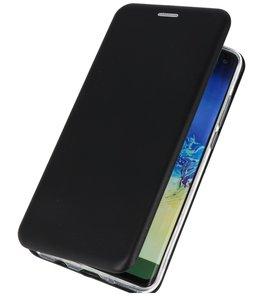 Slim Folio Case voor Huawei P30 Zwart