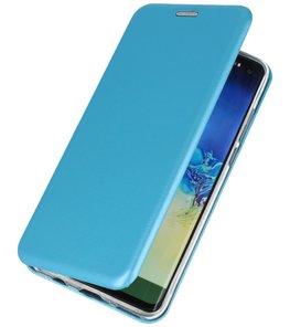 Slim Folio Case voor Huawei P30 Blauw