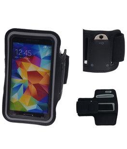 Galaxy S3 I9300 Zwart Sport Armband Neopreen