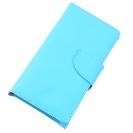 BestCases Turquoise Portemonnee Telefoon L