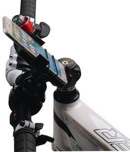 Universele Smartphone Fietshouder - Zwart