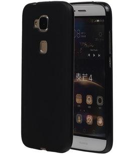 Hoesje voor Huawei G8 TPU Zwart
