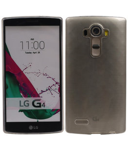 Hoesje voor LG G4 Transparant