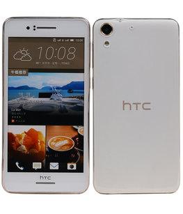 Hoesje voor HTC Desire 828 Transparant