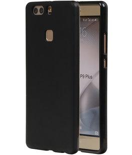 Hoesje voor Huawei P9 Plus TPU Zwart