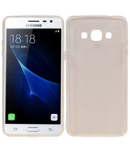 Hoesje voor Samsung Galaxy J3 Pro Cover Transparant