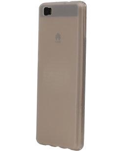 Hoesje voor Huawei Y6 II / Holly 3 TPU Transparant Wit