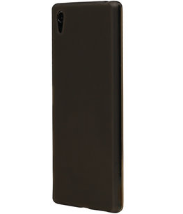 Hoesje voor Huawei Y5 II TPU Transparant Grijs