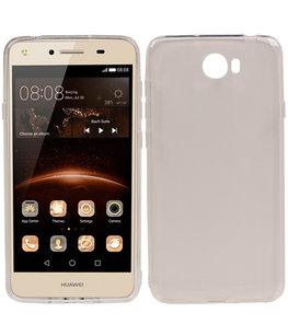 Hoesje voor Huawei Y6 II Compact Cover Transparant