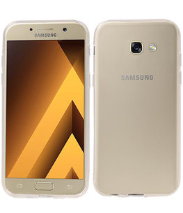 Hoesje voor Samsung Galaxy A3 2017 A320 Smartphone Cover Transparant