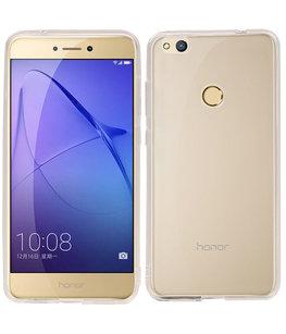 Hoesje voor Huawei P8 Lite 2017 / P9 Lite 2017 Smartphone Cover Transparant