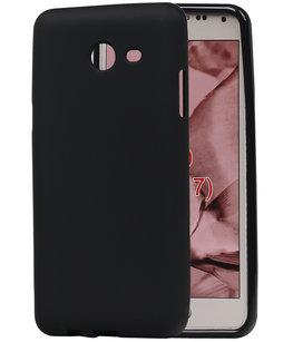 Hoesje voor Samsung Galaxy J5 2017 TPU back case Zwart