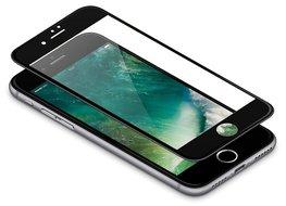 Zwart Apple iPhone 7 / 8 Tempered Glass Screen Protector