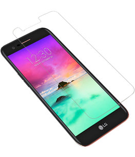 LG K10 2017 Tempered Glass Screen Protector