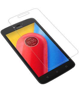 Motorola Moto C Tempered Glass Screen Protector