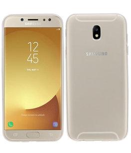 Hoesje voor Samsung Galaxy J5 2017 Smartphone Cover Transparant