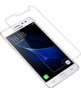 Samsung Galaxy J3 Pro Premium Tempered Glass - Glazen Screen Protector