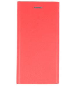 Rood Folio flipbook Hoesje voor Apple iPhone 7 / 8