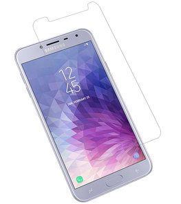 Samsung Galaxy J4 Tempered Glass Screen Protector