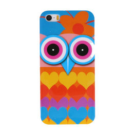 Hart Uil Hard case cover hoesje voor Apple iPhone 5/5s/SE