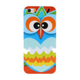 Uil Hard case cover hoesje voor Apple iPhone 5/5s/SE