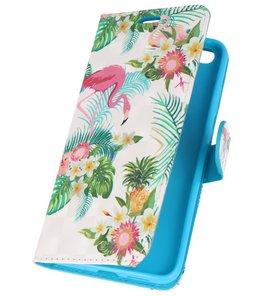 Flamingo Bookstyle Hoesje voor Huawei P10 Lite