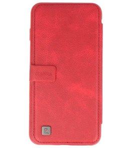 Rood Back Cover Book Design Hoesje voor Apple iPhone 6 Plus / 6s Plus