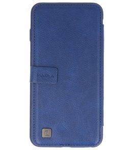 Blauw Back Cover Book Design Hoesje voor Apple iPhone 6 Plus / 6s Plus