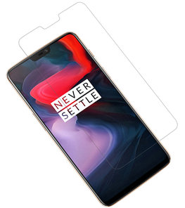 Tempered Glass voor One Plus 6