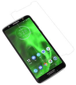Tempered Glass voor Motorola Moto G6