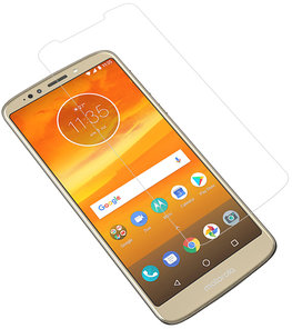 Tempered Glass voor Motorola Moto E5 Plus