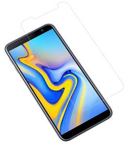 Tempered Glass voor Samsung Galaxy J6 Plus