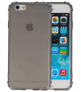 Schokbestendig TPU hoesje voor iPhone 6 Grijs