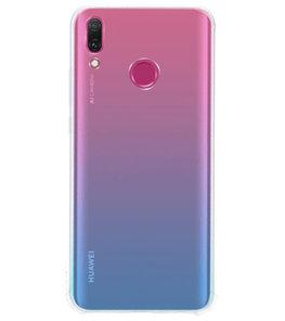 Schokbestendig transparant TPU hoesje voor Huawei Y9 2018