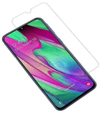 Glass voor Samsung Galaxy A40 Premium Tempered