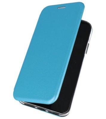 Slim Folio Case Samsung Galaxy A70s Blauw