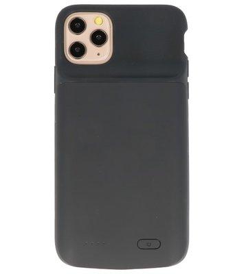 Battery Power Case voor iPhone 11 Pro Max Zwart