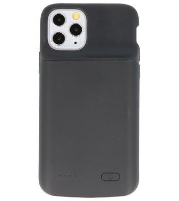 Battery Power Case voor iPhone 11 Pro Zwart