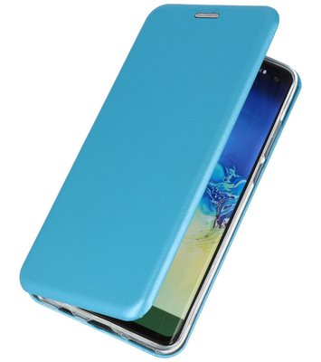 Slim Folio Case voor Huawei P30 Lite Blauw