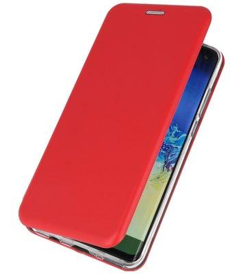 Slim Folio Case voor Huawei P30 Lite Rood
