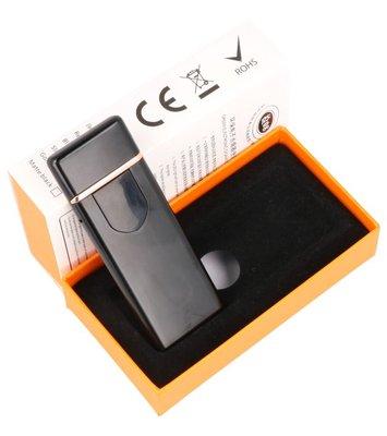 Touch Screen Elektrisch oplaadbaar aansteker Zwart