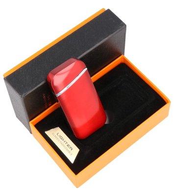 Plasma Elektrisch oplaadbaar aansteker Rood