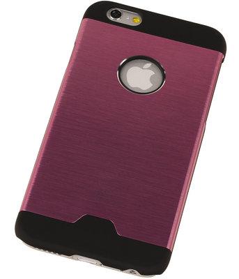Lichte Aluminium Hardcase iPhone 4/4S Roze
